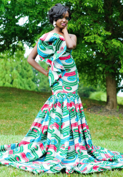 Thread: traditional Ghanaian dresses for 2015
