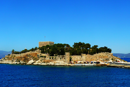 Vacanta Turcia: kusadasi - cetatea