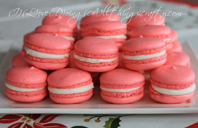 merry macaroons