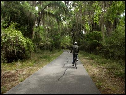 Gainesville to Hawthorn Bike Trail 146