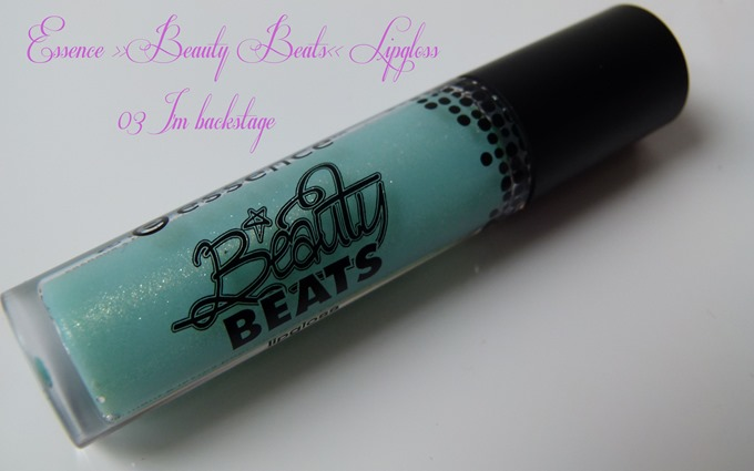 Essence Beauty Beats Justin Bieber Lipgloss
