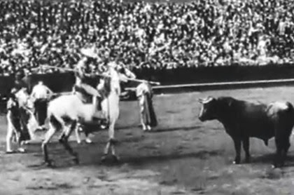 1929 Cuando los caballos 02