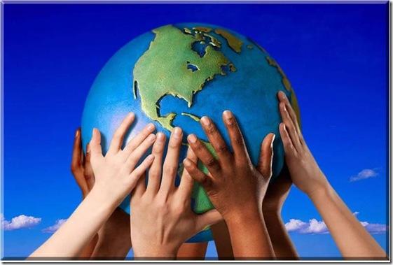 contaminando o planeta com felicidade