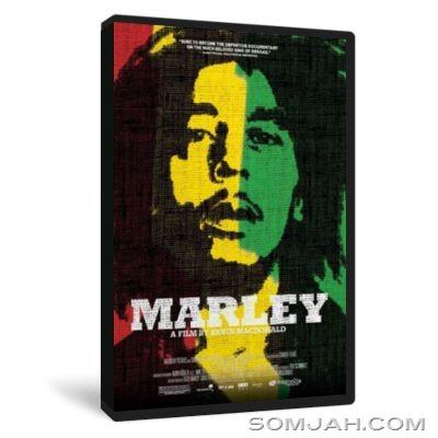 CAPA oficial do filme marley 2012