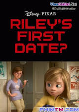 Những Mảnh Ghép Cảm Xúc: Buổi Hẹn Đầu Của Riley