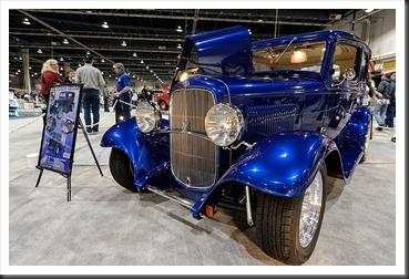 1932 Ford Tudor - Motorama
