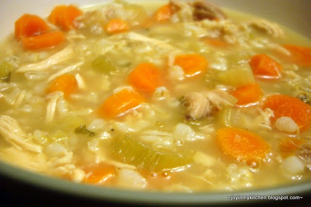 ... them to your soup for some good, old fashioned chicken noodle soup
