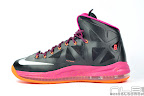 lebron10 floridians 02 web white The Showcase: Nike LeBron X Miami Floridians Throwback