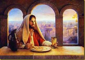 ULTIMA CENA JESUS