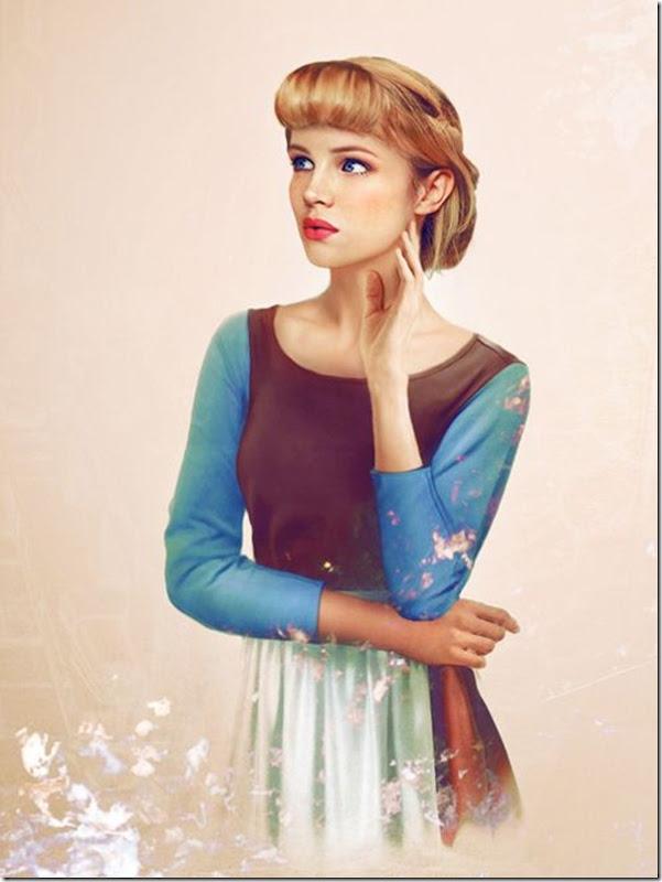 Personagens da Disney na vida real (14)