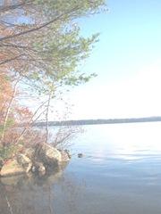 11.2011 Maine Otisfield Thompson lake1