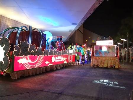 Parada Anul Nou Chinezesc: Care alegorice