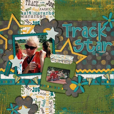 Leaving a Legacy Designs - Slow and Steady - Track Star
