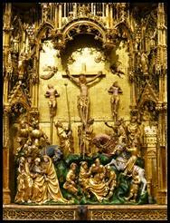 a altarpiece