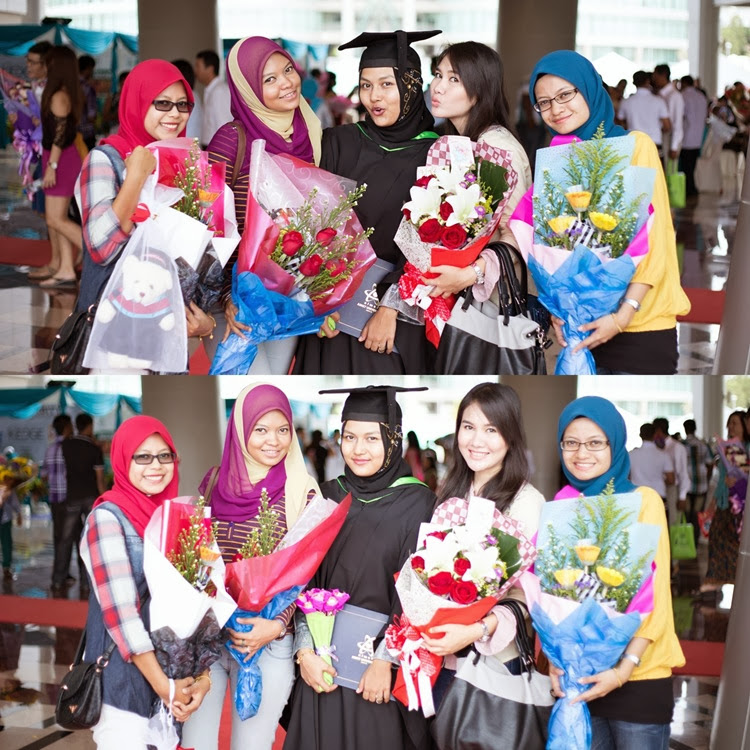 graduation convocation photoshoot AIMST biotechnology 2