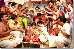 Music Director GV Prakash Kumar Saindhavi wedding still