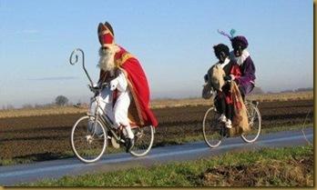 sinterklaas-op-de-fiets