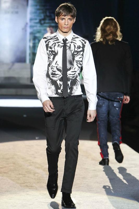 Milan Fashion Week Primavera 2012 - Dsquared² (5)