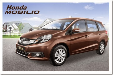 Honda Mobilio Gambar