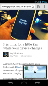 Android wishlist #7: YouTube in background