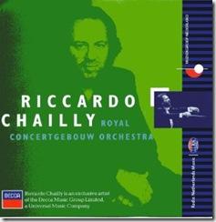 Stravinsky Consagracion Chailly Concertgebouw