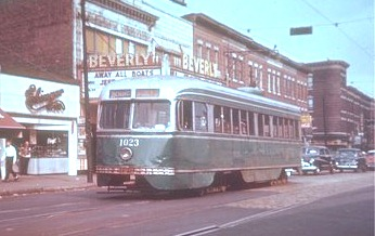 Church Avenue Trolley