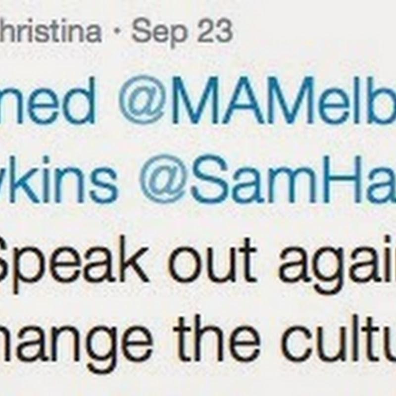 Pressuring High-Profile Atheists to Address Misogyny