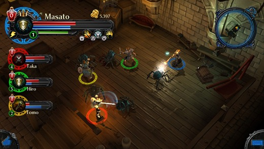 dungeon hunter alliance ps vita review, dungeon hunter alliance ps vita price