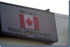 7573 Ontario, Windsor - Canada Customs - Welcome to Windsor, Ontario, Canada