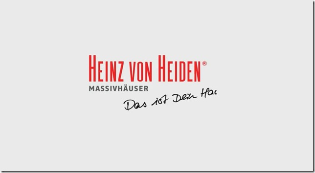 heinz von heiden das ist dein haus h user und immobilien. Black Bedroom Furniture Sets. Home Design Ideas
