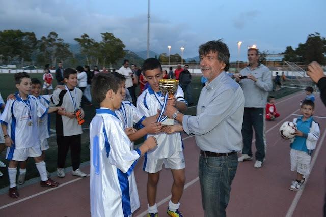 Ολοκληρώθηκε το 1ο Τουρνουά Juniors «Κέφαλος 2012»