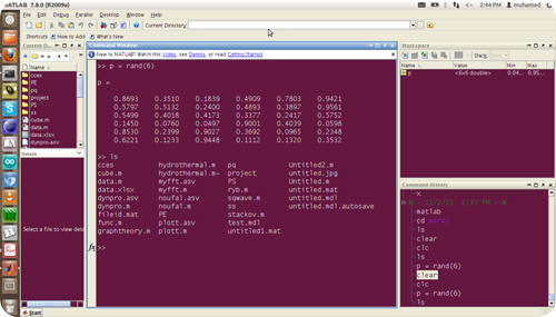 matlab ubuntu