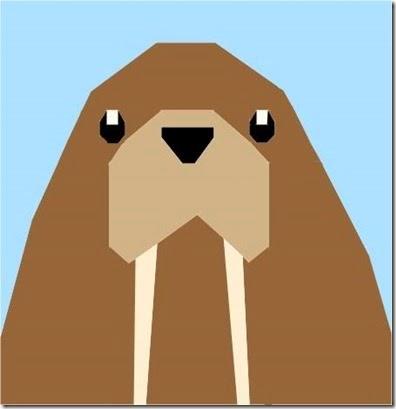 walrus sketch