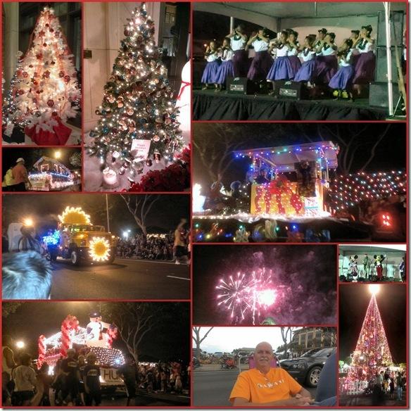 Christmas Parade Hawaii  Camp Puu Kehea 12