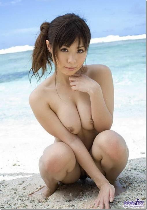 Japonesa Praia Pelada