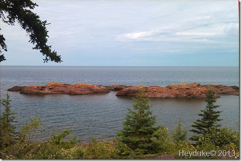 Copper Harbor Drive 032