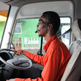 Our Driver and Super Guide, Thenford Grey - Basseterre, St. Kitts