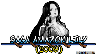 One Piece - Saga Amazon Lily