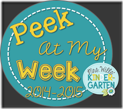 peek at my week 2014