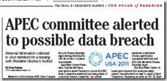 Another data breach