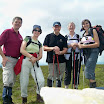 Michael, Marie, Derek, Celine & Mary on top of Arderin.jpg