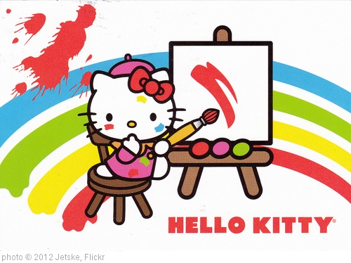 'Hello Kitty' photo (c) 2012, Jetske - license: http://creativecommons.org/licenses/by-sa/2.0/