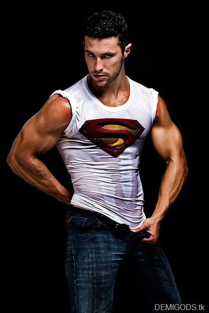 Hot Superman