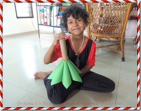 Paper Christmas tree 10