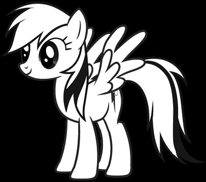 My little pony colorear 006