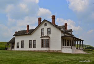 Custer's House