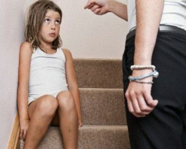 castigo niños