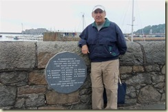Titanic Memorial and me 2 (Small)