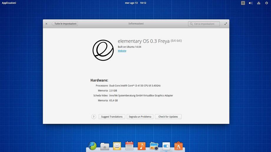 elementary OS 0.3 Beta 1