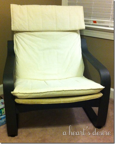 Nursery Chair (2)